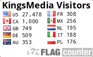 http://s02.flagcounter.com/count/x5v/bg=FFFFFF/txt=000000/border=FFFFFF/columns=2/maxflags=10/viewers=KingsMedia+Visitors/labels=1/